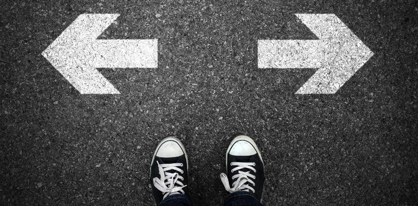 VOLONTÀ. Quali sono i tre passi fondamentali per SCEGLIERE?