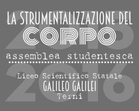 Assemblea studentesca – Galilei Terni