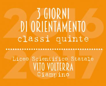 Il viaggio del Liceo Volterra – Ciampino